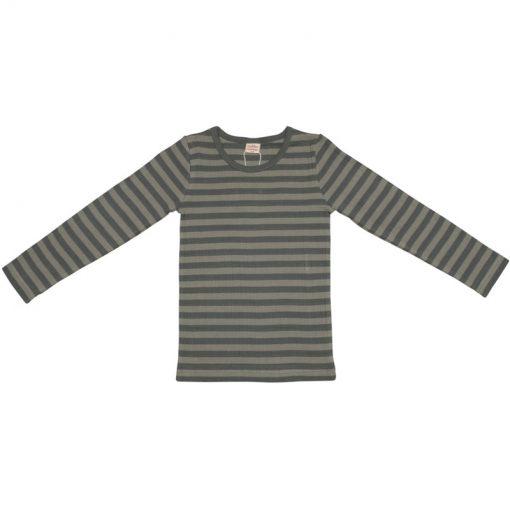 milibe-t-shirt-khaki-striber